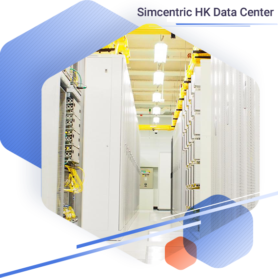 Simcentric HK Data Center Networking